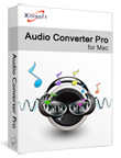 Xilisoft Audio Converter Pro for Mac