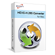 Xilisoft HEVC-H.265 Converter for Mac