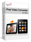Xilisoft iPad Video Converter for Mac