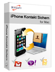 Xilisoft iPhone Kontakt Sichern for Mac