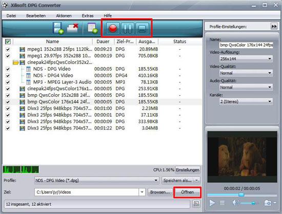 Xilisoft DPG Converter