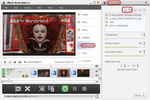 Xilisoft Video Maker