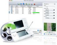 Mac NDS converter- video in dpg